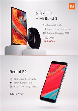 Ofertas de Xiaomi  en el folleto de Vodafone en Mairena del Aljarafe