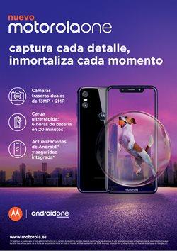 Ofertas de Motorola  en el folleto de Vodafone en Alcalá de Henares
