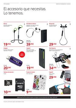 Ofertas de Tablet  en el folleto de Vodafone en Valladolid