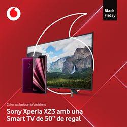 Ofertas de Informática y electrónica  en el folleto de Vodafone en Granollers