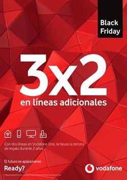 Ofertas de Vodafone  en el folleto de Palma de Mallorca