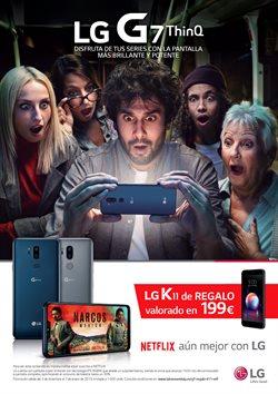 Ofertas de LG  en el folleto de Vodafone en Córdoba
