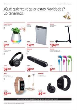 Ofertas de Altavoces  en el folleto de Vodafone en Zaragoza