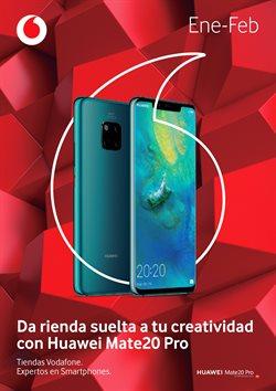 Ofertas de Vodafone  en el folleto de Puerto del Rosario