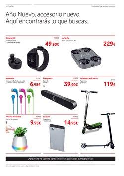 Ofertas de Auriculares  en el folleto de Vodafone en Santa Lucía de Tirajana