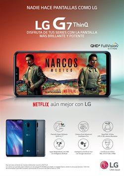 Ofertas de LG  en el folleto de Vodafone en Utrera