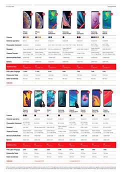 Ofertas de IPhone X  en el folleto de Vodafone en León