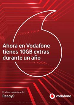 Ofertas de Vodafone  en el folleto de Telde