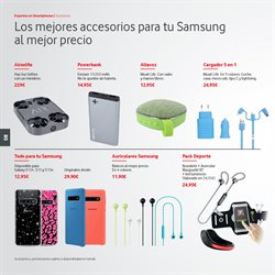 Ofertas de Funda de móvil  en el folleto de Vodafone en Madrid