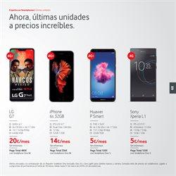 Ofertas de Smartphones Huawei  en el folleto de Vodafone en Oviedo