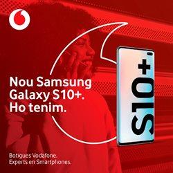 Ofertas de Informática y electrónica  en el folleto de Vodafone en L'Hospitalet de Llobregat