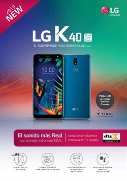 Ofertas de LG  en el folleto de Vodafone en Madrid