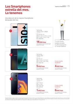 Ofertas de Vodafone  en el folleto de Granada