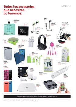 Ofertas de Báscula de baño  en el folleto de Vodafone en Molina de Segura
