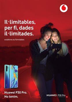 Ofertas de Vodafone  en el folleto de Prat de Llobregat