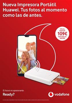 Ofertas de Informática y electrónica  en el folleto de Vodafone en Alicante