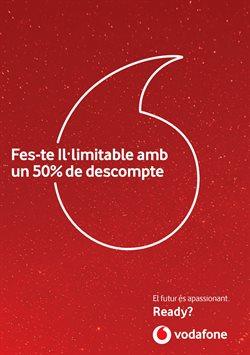 Ofertas de Vodafone  en el folleto de L'Hospitalet de Llobregat