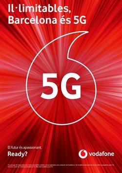 Ofertas de Informática y electrónica  en el folleto de Vodafone en Vilafranca del Penedes