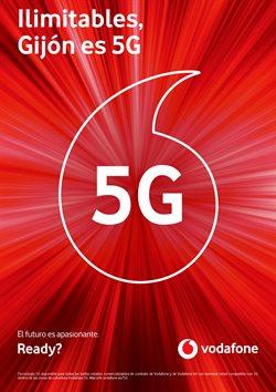 Ofertas de Informática y electrónica  en el folleto de Vodafone en Gijón