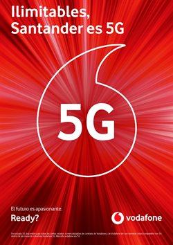Ofertas de Informática y electrónica  en el folleto de Vodafone en Santander