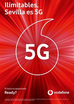 Ofertas de Vodafone  en el folleto de Utrera