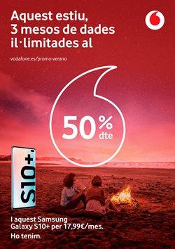Ofertas de Informática y electrónica  en el folleto de Vodafone en Viladecans