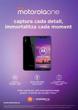 Ofertas de Motorola en Vodafone