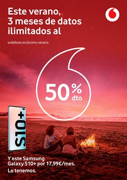 Ofertas de Vodafone  en el folleto de Jerez de la Frontera