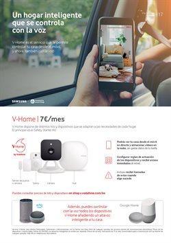 Ofertas de Cámara de videovigilancia en Vodafone
