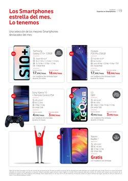 Ofertas de Vodafone  en el folleto de Majadahonda