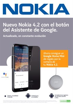 Ofertas de Nokia en Vodafone