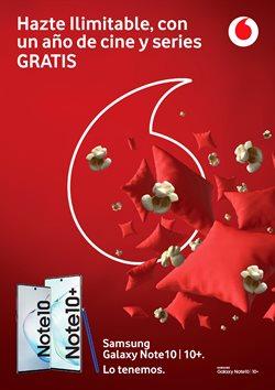 Ofertas de Informática y electrónica  en el folleto de Vodafone en Langreo