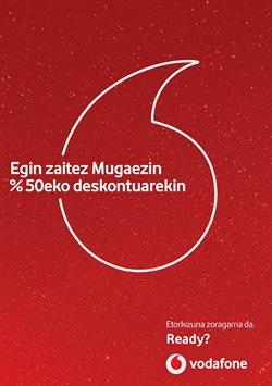 Ofertas de Informática y electrónica  en el folleto de Vodafone en Eibar