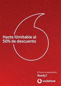 Ofertas de Vodafone  en el folleto de Gijón