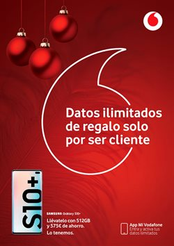 Ofertas de Informática y electrónica  en el folleto de Vodafone en Mataró