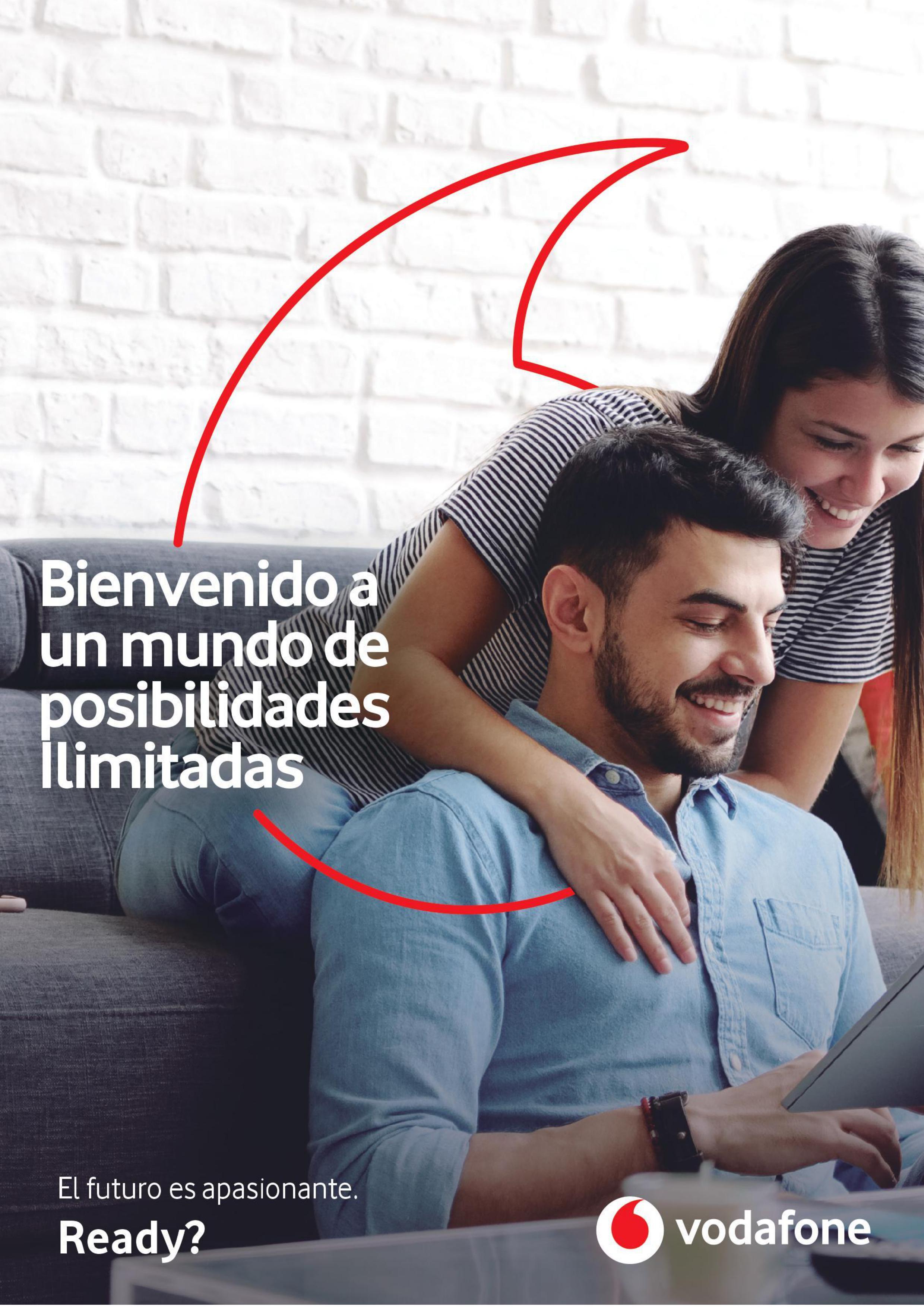 Catálogo Vodafone en Haro ( 12 días más )