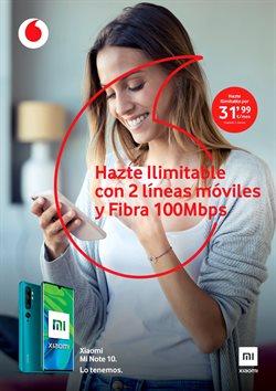 Ofertas de Hogar y Muebles en el catálogo de Vodafone en Castell Platja d Aro ( 10 días más )