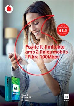 Catálogo Vodafone en Terrassa ( 7 días más )