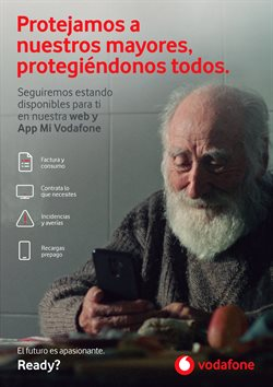 Catálogo Vodafone en Alcalá de Guadaira ( 3 días más )