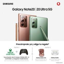 Catálogo Vodafone en Teruel ( Publicado ayer )
