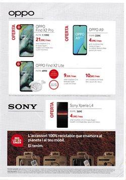 Catálogo Vodafone en Sabadell ( 3 días publicado )