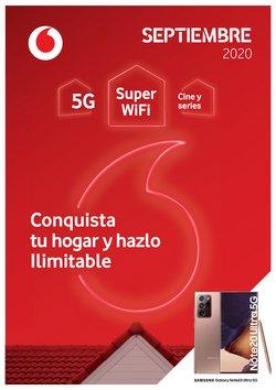 Catálogo Vodafone en Calahorra ( 10 días más )
