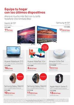 Ofertas de Apple Watch en Vodafone