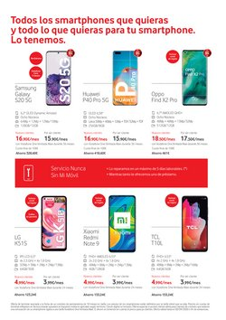 Ofertas de Muvit en Vodafone