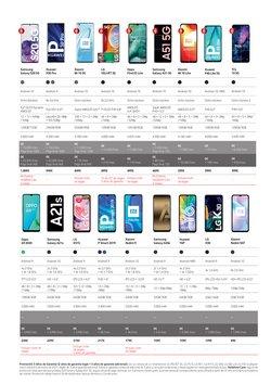 Ofertas de Samsung Galaxy A20e en Vodafone