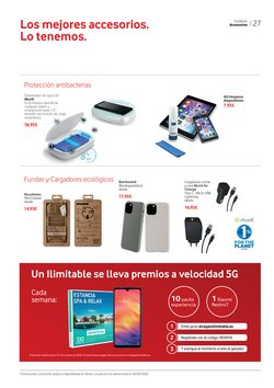 Ofertas de Relax en Vodafone