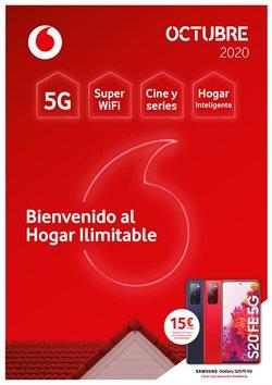 Ofertas de Informática y Electrónica en el catálogo de Vodafone en Ampuero ( 11 días más )