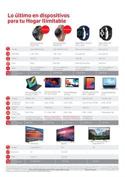 Catálogo Vodafone en Teruel ( 9 días más )