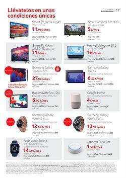 Ofertas de Altavoz inteligente en Vodafone