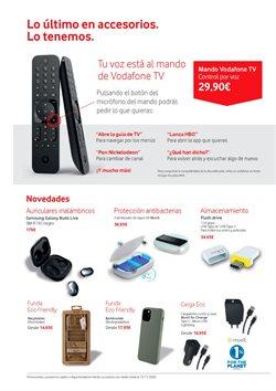 Ofertas de Micrófono en Vodafone